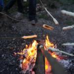 Stockbrot Rezept: Frühling am Lagerfeuer