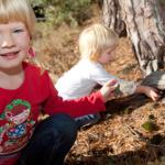Schnitzeljagd am Kindergeburtstag: Olympiade der Tiere