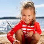 Sonnenschutzkleidung von Reima für Outdoor Kinder
