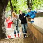 Nokian Gummistiefel gegen Schmuddelwetter