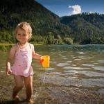 Urlaub mit Baby in Bayern: Bauernhof, Baby-Buffet und Babyküche