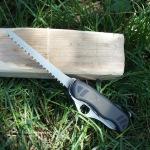 Basteln mit Holz: Einen Bären schnitzen