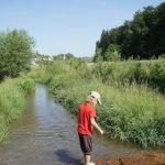 Hitze: Erfrischende Ausflugstipps für Kinder