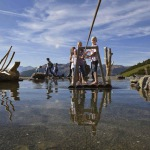 Sarntal: Hufeisentour für Familien