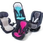 Mit Baby im Auto verreisen: Nicht ins Schwitzen kommen