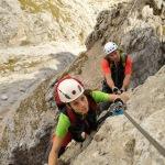 Klettersteige gehen: Aber sicher!
