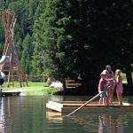 Ischgl: Abenteuerparcours für Outdoor Kinder