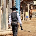 Cowboy Schnitzeljagd am Kindergeburtstag