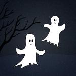 Kindergeburtstagsspiele für eine Gespenster-Ralley