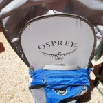 Osprey Poco Premium: Test mit der Kindertrage
