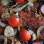 Hühnerbrust à la Baiersbronn