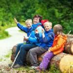 Jugendherbergen laden zum Wanderweekend ein
