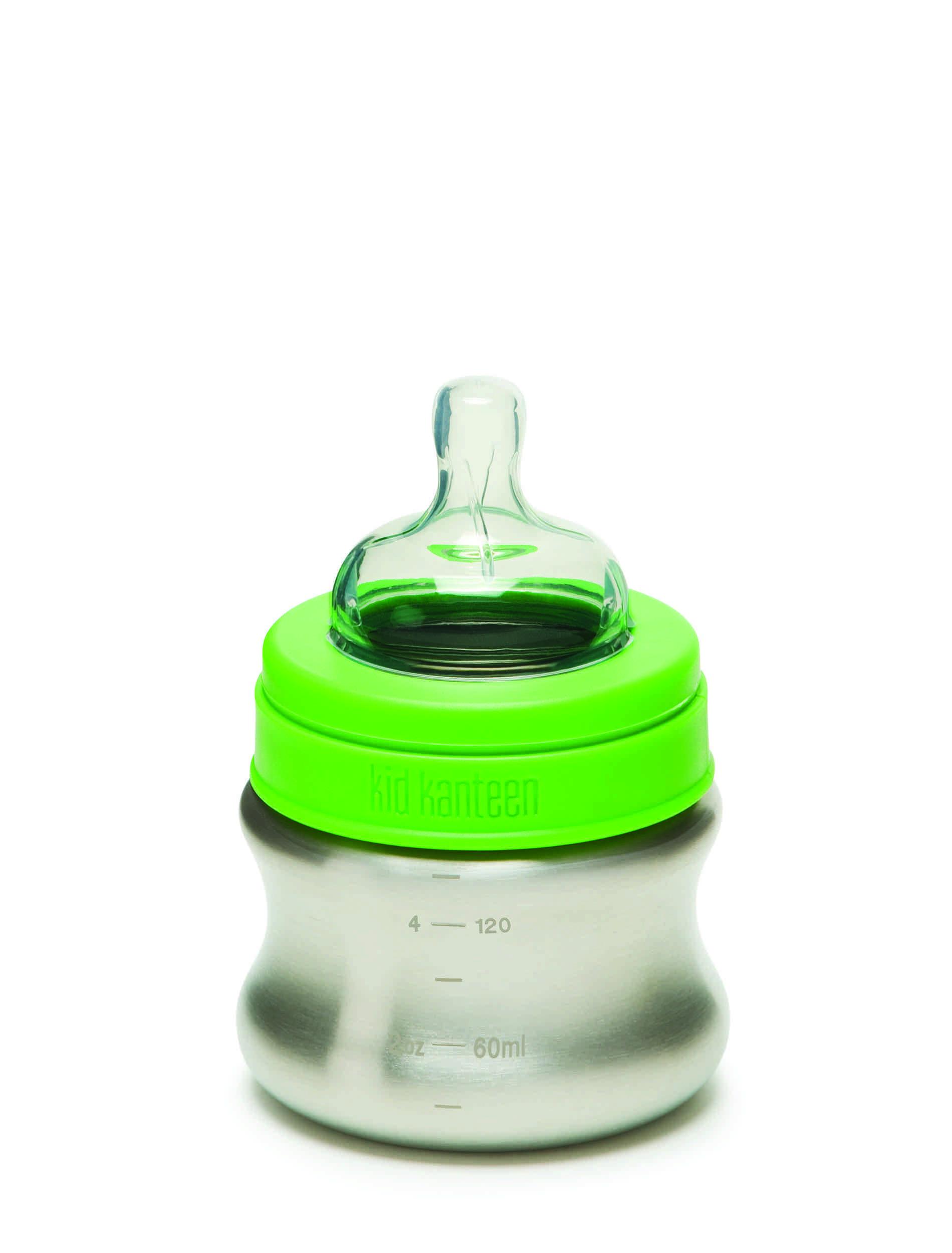 eine bpa freie edelstahl trinkflasche f r baby s von klean. Black Bedroom Furniture Sets. Home Design Ideas