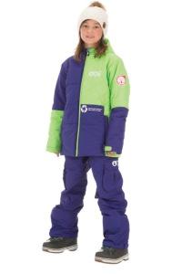 Ein echter Hingucker! Das Monster Jacket  von Picture organic Clothing.  Foto (c) Picture Organic Clothing