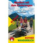 Buchvorstellung: Wandern mit dem Kinderwagen Allgäu vom Bergverlag Rother