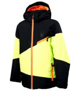 Richtig lässige Skibekleidung kommt von Spyder, auch für Kinder! Foto (c) Spyder