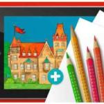 Kinder App von Faber Castell: Kreativ am iPad