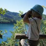 Wandern mit Kindern garantiert quengelfrei dank Ferngläser