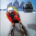Preiswert und umweltfreundlich zum Skifahren nach Südtirol: Mit der Bahn zum Kronplatz