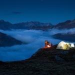 Silvretta Montafon: Alpines Zelten auf über 2.000 Metern!
