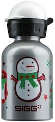 Garantiert BPA- und Schadstofffrei sind die Sigg Aluflaschen.  foto (c) sigg.ag