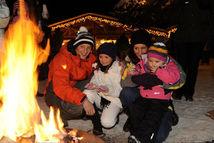 Ein ruhiger und total entspannter Adventsmarkt. Das gibt es nicht? Doch! In Mayrhofen! ©Archiv: Mayrhofen, Foto: Laurin Mose