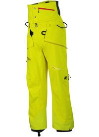 Das Beste was Mammut für Alpinisten im Winter zu bieten hat: Die Alyeska GTX® Pro Realization Pants Men. Foto (c) mammut