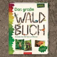 Das große Waldbuch, erschienen bei Coppenrath, zeigt den Kindern das Ökosystem Wald.  foto (c) coppenrath