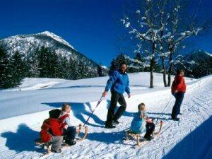Die Jugendherbergen in Baden-Württemberg haben hoffentlich eine Menge Schnee im Winter und viele Aktionen für Euch.  foto (c) DJH e.V.