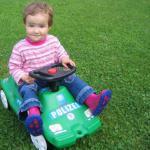 Schitzeljagd für den Kindergeburtstag: Bobby Car Ralley