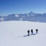 Jack Wolfskin Biwak Camp in Südtirol