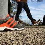 Adidas Terrex GTX K im Test: Auftakt am Hohenstaufen