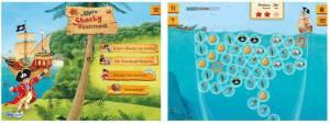 Leinen los zu Käpt´n Sharky Piratenspaß App. Foto (c) Blue Ocean Entertainment AG