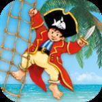Käpt´n Sharky Piratenspaß: Eine App für kleine Schatzsucher