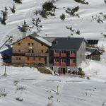 DAV Hütten für das Winterabenteuer in den Bergen