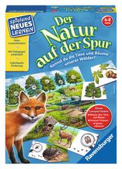 Vom Spielespezialisten Ravensburger kommt ein perfektes Nikolausgeschenk für Outdoor Kinder: Natur auf der Spur.  Foto (c) Ravensburger