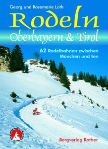 Outdoor Bücher für den Winter kommen vom Bergverlag Rother. Foto (c) rother.de
