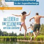 Familienurlaub in der Jugendherberge: Deutschlandreise 2015