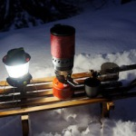 MSR Windboiler im Test beim Winter Picknick
