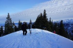 Skitouren haben auch für die ganze Familie ihren Reiz. Wir stellen Euch drei Touren zum Einstieg vor.  Foto (c) kinderoutdoor.de