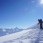 Salewa Schneeschuhe mit Rocker-Technologie