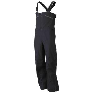 Liebe Alpinisten: Ihr könnt diesen tollen Mountain Hardwear Overall in jeder Farben kaufen, solange sie schwarz ist.  foto (c) mountain hardwear