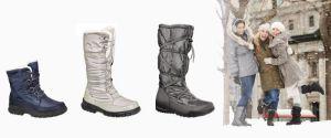 Kamik Winterstiefel  bringen frischen Style in die graue Jahreszeit.  Foto (c) kamik