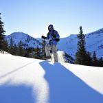 Schneeschuhwandern in Liechtenstein