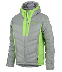 adidas setzt beim Terrex Climaheat Ice Jacket auf Primaloft Performance Down Blend Foto (c) adidas