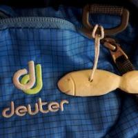 Fertig ist der Fischanhänger!  Foto (c) Kinderoutdoor.de