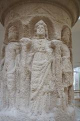 Immer wieder beeindruckend, was die Römer alles hinterlassen haben.  Foto (c) kinderoutdoor.de