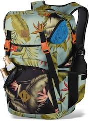Dakine hält trocken: Der Jetty Wet Pack ist ideal für Paddler, Surfer oder für einen Freibadbesuch.  Foto (c) dakine