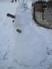 Schnitzeljagd im Winter: ein genialer Spaß für die Kinder! Foto (c) kinderoutdoor.de