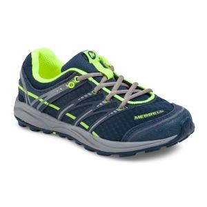 Outdoor Schuhe die bei den Eltern gut ankommen, sind auch bei Kindern beliebt. Bestes Beispiel ist er Kids Mix Master Jam  von Merrell. Foto (c) Merrell